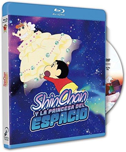 Shinchan La Princesa Del Espacio Edición Blu-Ray [Blu-ray]