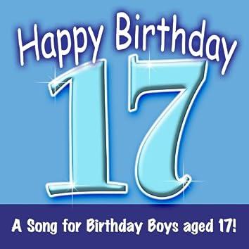 Happy Birthday (Boy Age 17)