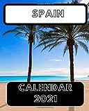 Spain Calendar 2021