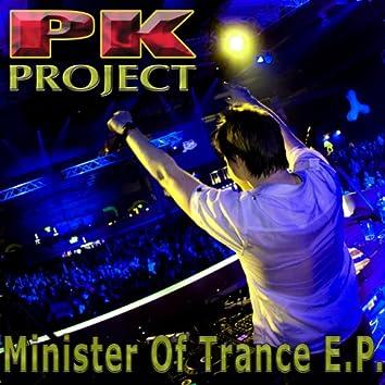 Minister Of Trance E.P.