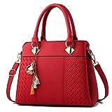 zhongyu Bolsos de mujer de moda, bolsos salvajes, bolsos de hombro de moda, bolsos cruzados, bolsos de hombro de mujer, bolsos de mujer