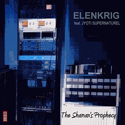 ELENKRIG feat. Jyoti Supernaturel