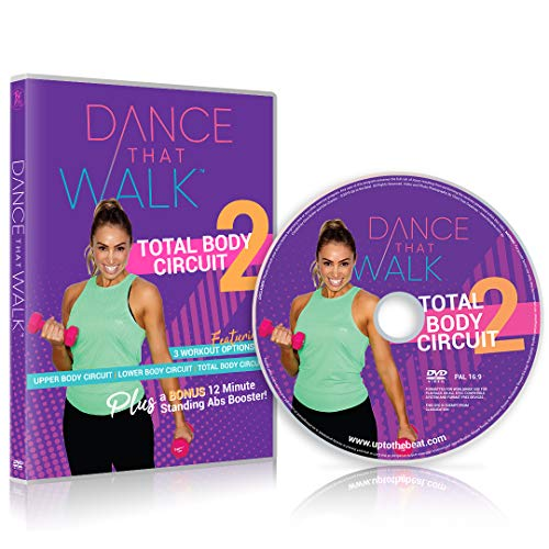 Dance That Walk - Total Body Circuit 2: Work Up A Sweat & Tone Up With Our Low Impact Total Body Walking Walkout DVD