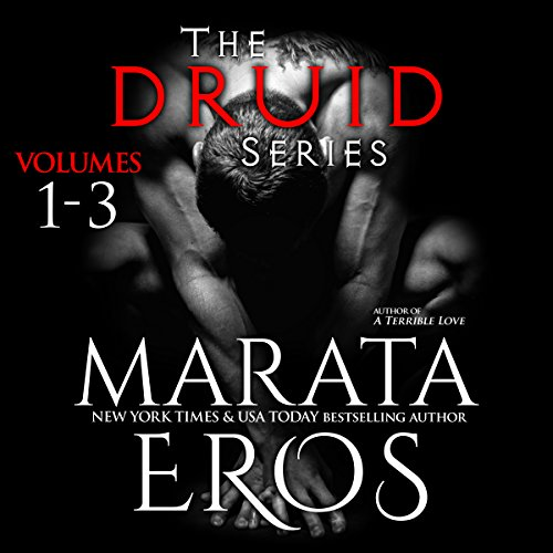 The Druid Series, Volumes 1-3 cover art