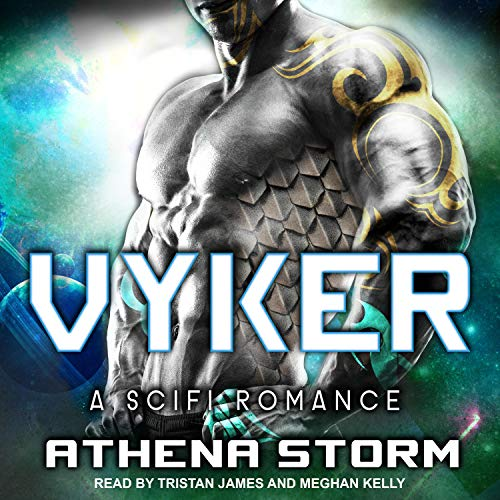 Vyker Audiobook By Athena Storm cover art