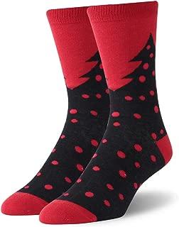 SUTTOS Men's Women's Crazy Fun Cartoon Casual Crew Dress Socks, Valentine's Day Gifts 1, 2, 4 Pairs