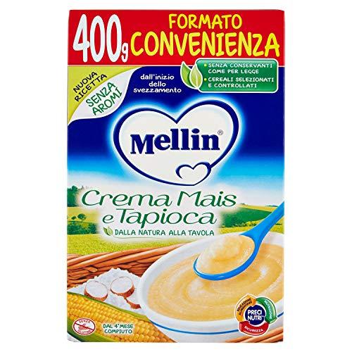 Mellin Crema di Mais e Tapioca - 400 gr
