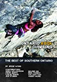 Ontario Rock Climbing: The Best Of Southern Ontario Guidebook