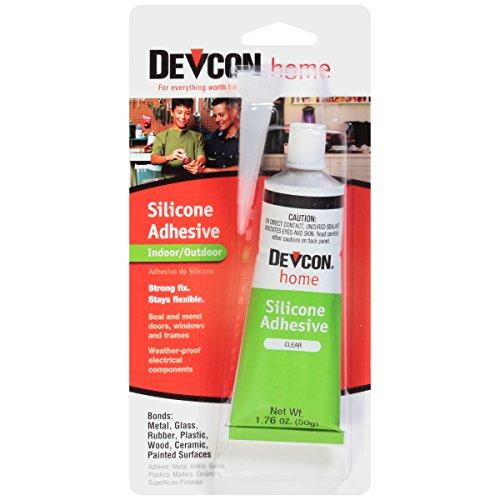 Devcon 12045 Premium Silicone Adhesive - 1.76 oz.