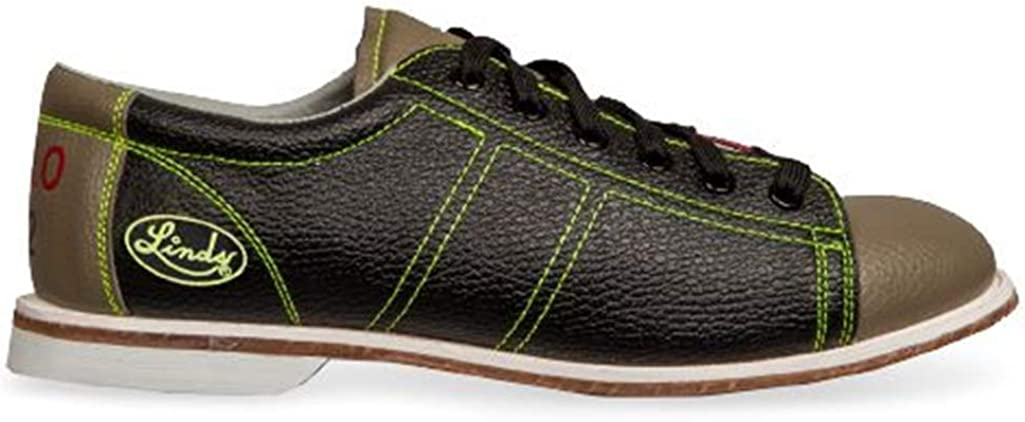 Linds Women's 300 Classic Glow Bowling Shoes- Laces