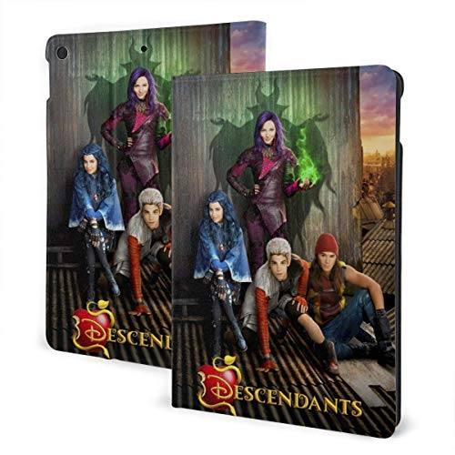 Descendants 2 One Size 2019 IPad Air 3/2017 IPad Pro 10.5-inch Case and 2019 7th IPad Case 10.2-inch,Smart Case Automatically Wakes/Sleeps IPD-56