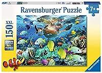 150ピース ジグソーパズル 水中の楽園 Unterwasserparadies (49 x 36 cm)
