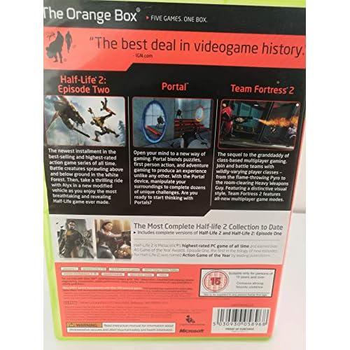 Half-Life 2: The Orange Box (Xbox 360) [Edizione: Regno Unito]