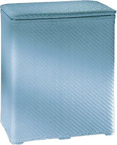 Gedy 20380500300 Cesto para Ropa, Azul, 28x50x55 cm