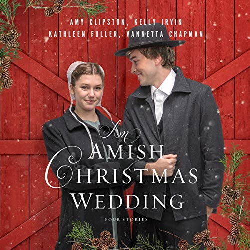 An Amish Christmas Wedding Titelbild
