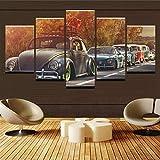 Yywife Leinwand Wandkunst Bilder Wohnzimmer Gedruckt Poster