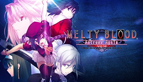 MELTY BLOOD Actress Again Current Code [オンラインコード]