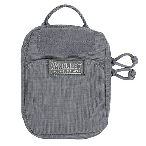 VANQUEST PPM-Huge 2.0 Personal Pocket Maximizer (Wolf Gray)