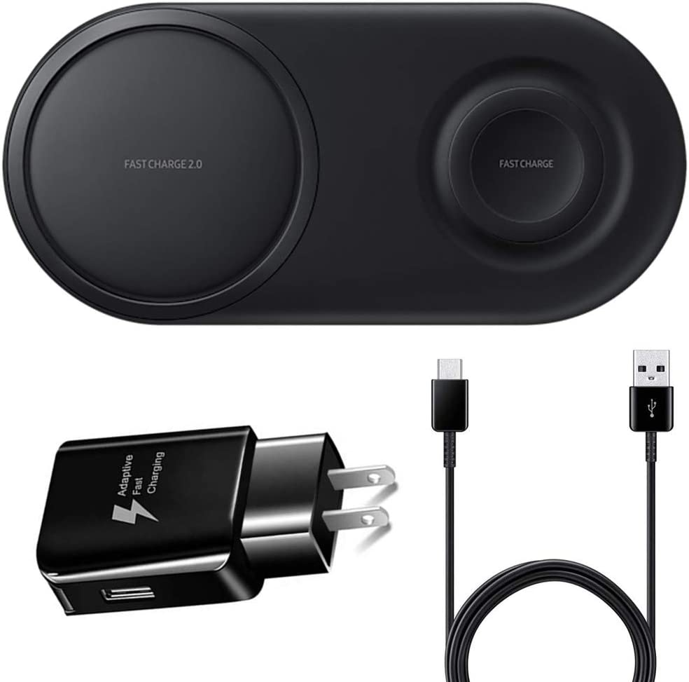 Samsung OFFicial Official OEM 2019 Wireless Manufacturer OFFicial shop Duo Charge Pad Fast Charger