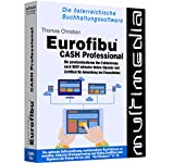 Eurofibu CASH Professional: Die gesetzeskonforme Bar-Fakturierung nach Registrierkassen-Sicherheitsverordnung mit Online-Signatur und Zertifikat für ... Die österreichische Buchhaltungssoftware)