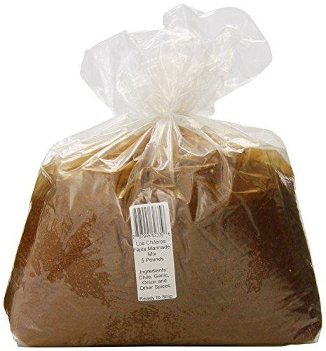 Los Chileros Fajita Marinade Mix, 5 Pound