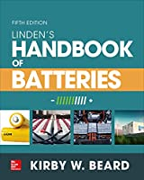 Linden's Handbook of Batteries, 5th Edition Front Cover