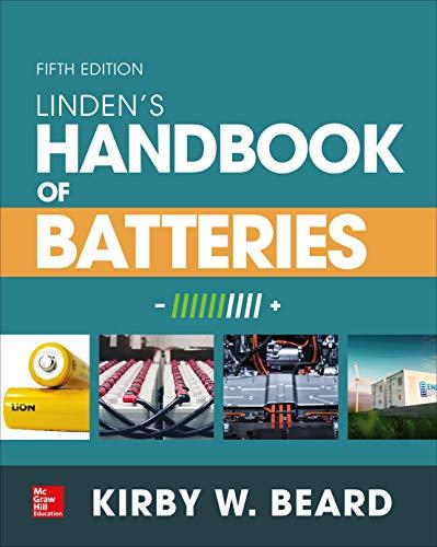 Linden's Handbook of Batteries, Fifth Edition