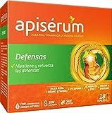 Apisérum Defensas Viales bebibles - Jalea Real con Vitamina C, Reishi y Shitake – Mantiene y...