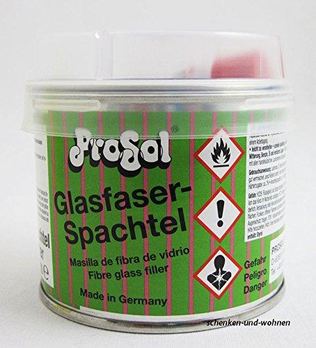 Glasfaserspachtel 242 g plus 8 g Härter, 250 g netto