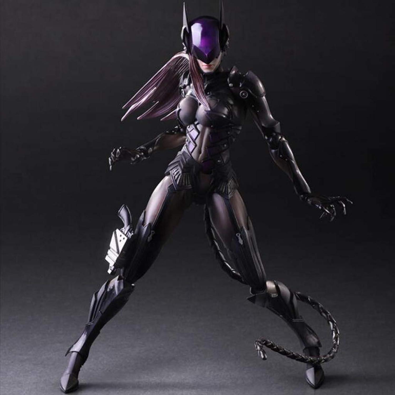 tienda de venta en línea INTER FAST Juguete Hero - Figura Decorativa (26 (26 (26 cm), Diseño de muñeca de Catwoman  mejor opcion