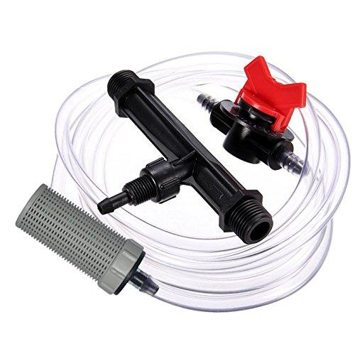 Himifuture G3/4giardino irrigazione dispositivo Venturi fertilizzante iniettore interruttore acqua kit tubo