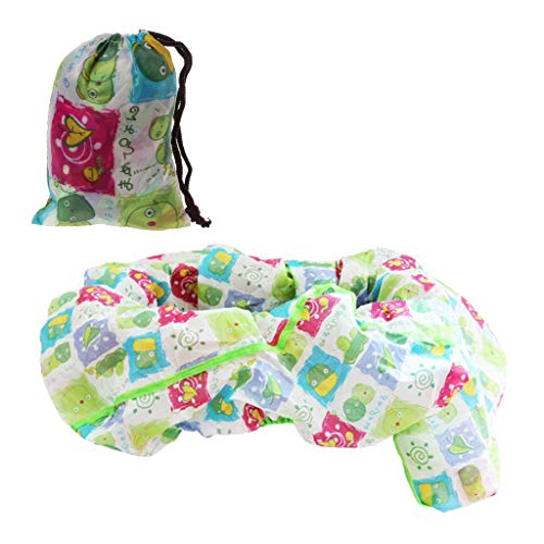 VIccoo Couverture de Panier, Universal Baby Kids 2-in-1 Toddler HighChair Cover for Mum - 2