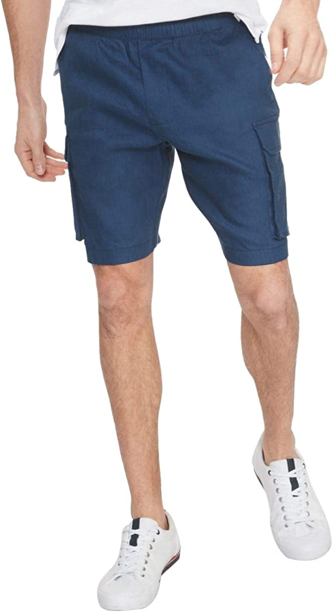 Tommy Hilfiger Men's Casual New sales Super sale period limited Shorts Stretch Chino
