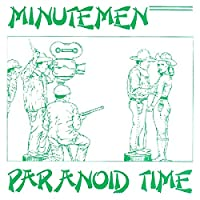 Paranoid Time Ep [10 inch Analog]