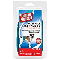 Simple Solution Washable Male Wrap Dog Diaper by Simple Solution
