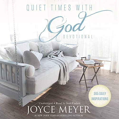Quiet Times with God Devotional  By  cover art
