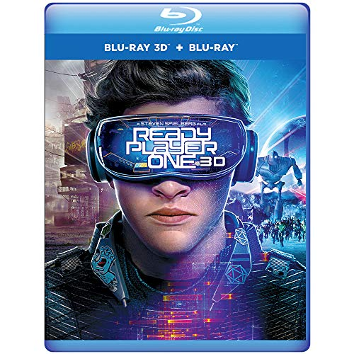 Ready Player One 3D [Blu-ray]