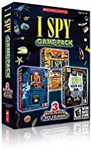 I Spy Game Pack (I Spy Spooky Mansion Deluxe / I Spy Fantasy / I Spy Treasure Hunt)