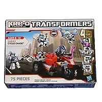 KRE-O Transformers Cycle Chase Set (36954) [並行輸入品]