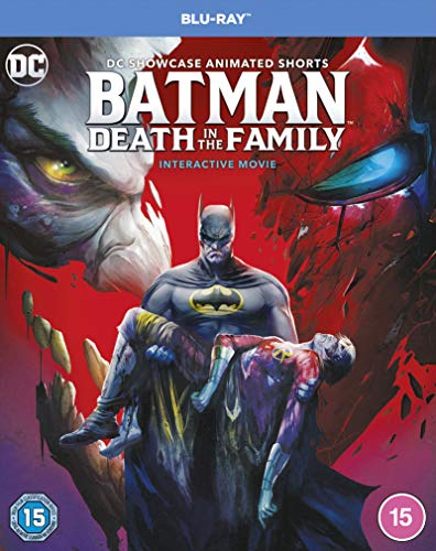 Batman: Death In The Family [Edizione: Regno Unito] [Blu-ray]