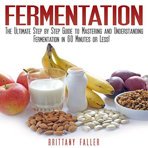 Fermentation audiobook cover art