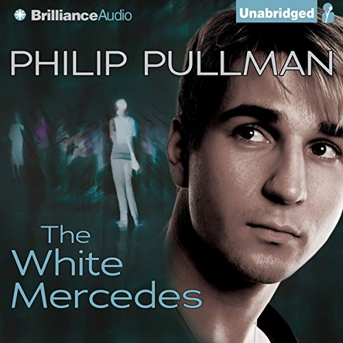 The White Mercedes audiobook cover art