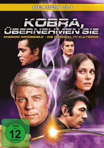Kobra, übernehmen Sie - Season 5.1 [3 DVDs]