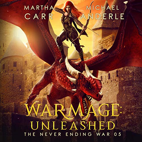 WarMage: Unleashed Audiobook By Martha Carr, Michael Anderle cover art