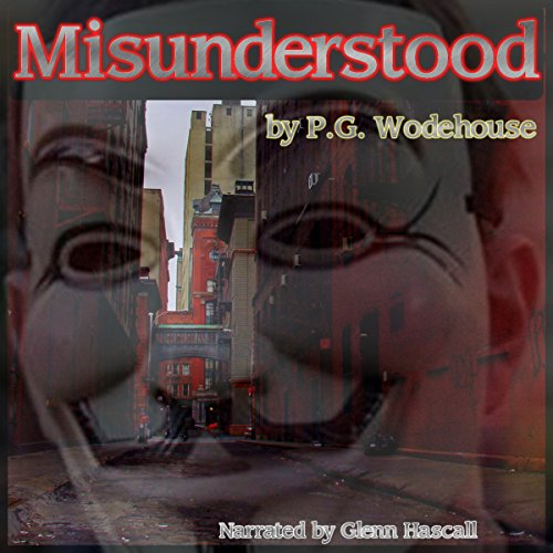 Misunderstood audiobook cover art