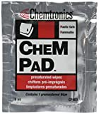 CHEM Pad presaturated limpiador 50pack-by-chemtronics