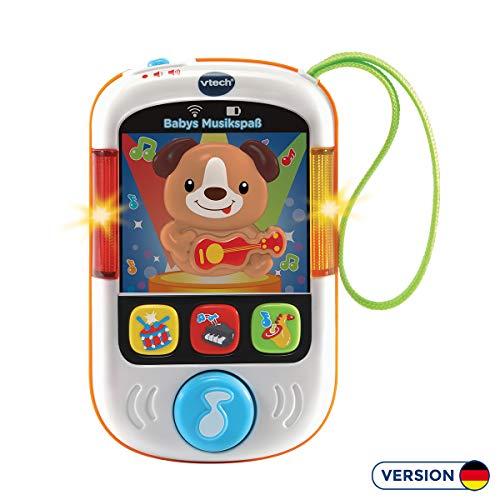 Vtech 80-508404 Babys Musikspaß, Mehrfarbig
