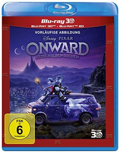 Onward - Keine halben Sachen (3D + 2D + Bonus) [Blu-ray]