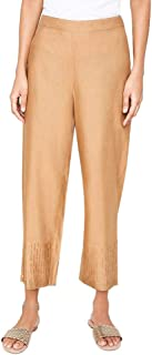 global desi Women's Relaxed Fit Pants