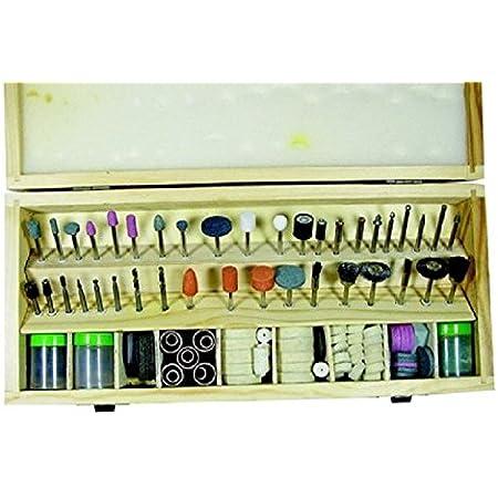268x Dremel  Bit Set Mini Drill accessories Dremel  Rotary Tool  Accessories